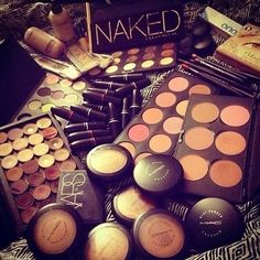 Love makeup! <3