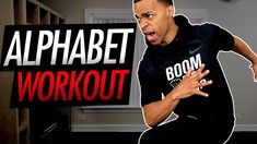 30 Minute Fun A-Z Alphabet Themed Cardio HIIT Workout at Home