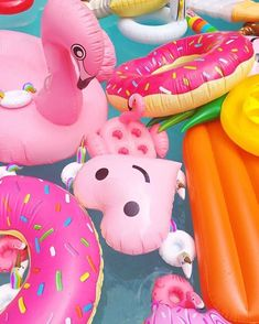 Summer Parties, Summer Fun, Pool Parties, Summer Vibes, Cool Pool Floats, It's Your Birthday, 10th Birthday, Pool Party Decorations, Theme Background
