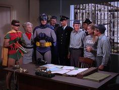 Batman , Ma Parker Episode aired 6 October 1966 Season 2 | Episode 1 0, Burt Ward, Adam West,   Michael Vandever , Peter Brooks