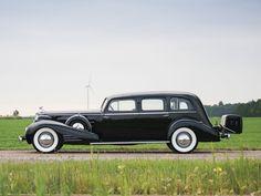 1937 Cadillac V16 - V-16 Seven-Passenger Limousine | Classic Driver Market