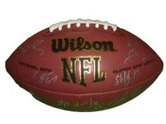 SOLD OUT! 2011 Detroit Lions team signed NFL Wilson full size football w/ proof photo.  Proof photos of the Lions signing will be included with your purchase along with a COA issued from Southwestconnection-Memorabilia, guaranteeing the item to pass authentication services from PSA/DNA or JSA. Free USPS shipping. www.AutographedwithProof.com is your one stop for autographed collectibles from Detroit sports teams. Check back with us often, as we are always obtaining new items.
