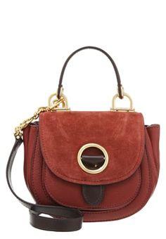 ISADORE  - Handtasche - brick