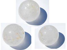 Sphère en cristal de roche 1er choix 814 g