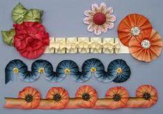 ribbon trim art candece kling - Google Search