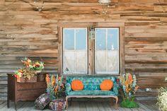 lounge area - photo by Jessica Cooper Photography http://ruffledblog.com/green-thumb-wedding-at-terrain