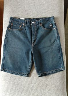 1b7065e5b9 Levi's 505 Denim Blue Jean Shorts. Brand New with Tags. #fashion #clothing