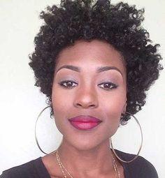 Beaux coiffures afro bouclés courts   [post_tags