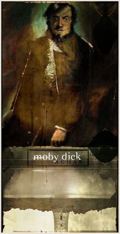 Moby Dick - Ahab