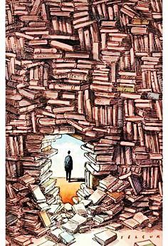 See the world Through Books by Selcuk Photo, Selcuk, Illustration, Art, Pictures, Book Art