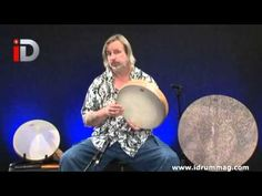 Beginners guide to the Frame Drum - Pete Lockett. Part 6 Step by step introduction into the fantastic world of Frame Drums, starting at the very beginning. Ocean Drum, Frame Drum, Drums, The Past, Youtube, Ideas, Percussion, Drum, Thoughts