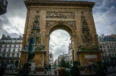 Paris France arch, old town Metro Station, George Washington Bridge, Old Town, Paris France, Adventure Travel, Arch, Europe, Adventure Tours, Arches