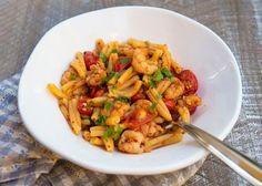 Eggplant & Potato Gnocchi With Chunky Eggplant Sauce – Italian Food Forever