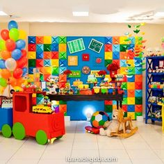 Rio de Janeiro/RJ- Festas Brinquedos Antigos |Decoração: @caixadepoluka |Móveis: @festacleanrj_aluguel_de_pecas |Doces: @cristinasteimbach |Balões: @lollipop_meier  #DentroDaFesta #RioDeJaneiro #rj