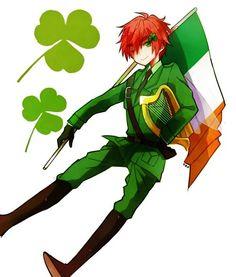 Ireland Seamus Kirkland
