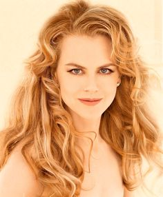 Nicole Kidman - a classic Spring. Her colourings are delicate and there is low contrast between her skin, hair and eye colour