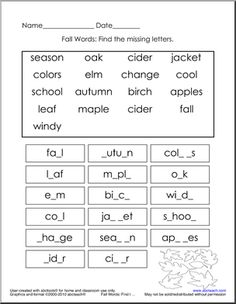math worksheet : 1000 images about autumn fall worksheets on pinterest  fall  : Fall Worksheets Kindergarten