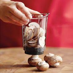 Kitchen  gadget mushroom slicer