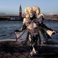'Carnevale' in Venice, Italy