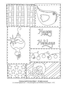 Amazon Christmas Treats A Holiday Coloring Book Journeys Volume 2 9781518673726 Catherine M Benante Books