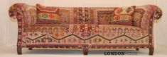 Kilim sofa - Google Search