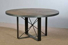 Reclaimed table - Various shapes/sizes avail 5500 Sunrise Highway Massapequa ☎ 800-591-6200
