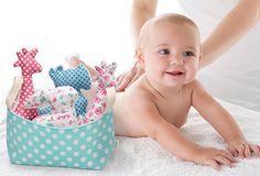 Diaper Fabric Basket  Bin  Storage and Organization  by Kukui2, $24.00