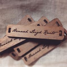 49 Best WOODEN PRODUCT TAGS images in 2019 | Product tags