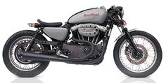 Deus Ex Machina Sportster Nightster ~ Return of the Cafe Racers