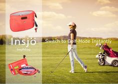 Switch to Golf-mode instantly! Golf, Home Appliances, In This Moment, House Appliances, Appliances