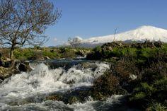 Sicily - Sicilia, Alcantara: sorgente. (Foto di Carmelo Parisi)