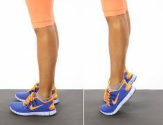 Do These 9 Exercises to Strengthen Weak Knees is part of health-fitness - Problem knees These exercises to strengthen your knees will target the surrounding muscle groups and they'll help you feel stronger, fast! Fitness Workouts, Fitness Motivation, Fitness Hacks, Butt Workouts, Fat Workout, Fitness Quotes, Ankle Strengthening Exercises, Calf Exercises, Stability Exercises