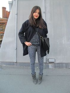Natalie Hughes // Etoile Isabel Marant coat, Urban Outfitters jumper, jeans and bag, Isabel Marant boots