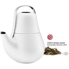 My Tea teapot by Eva Solo Kitchenware, Tableware, My Tea, Danish Design, Teapot, Tea Cups, Tea Time, House Design, Coffee