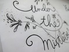 My Doodle Corner Shop by Anh Vu, via Behance