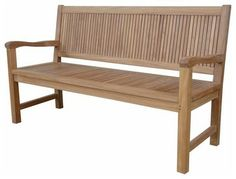 Chester 3 Seater Bench
