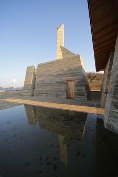 Zenkonyu Tamping Earth / Tadashi Saito + Atelier NAVE