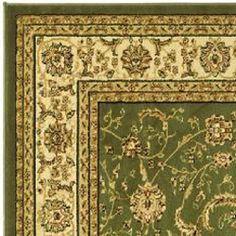 Safavieh Lyndhurst Collection Sage/ Ivory Runner (2'3 x 12')