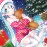 82 Best Anime Christmas Images Xmas Manga Anime Anime Art