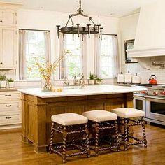 Twist Bar Stool by Alfonso Marina Ebanista @ Tuscany Style Home Decor Kitchen, Kitchen Decor, Tuscan Style, Kitchen Dining Room, Country Kitchen, Kitchen Dining, Mediterranean Home Decor, Home Kitchens, Kitchen Design