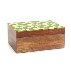 Large Inlay Box - Lemongrass