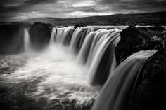 Godafoss by Henric Forsell on 500px