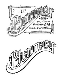Anderson Design Group: Blog: The Pharmacy Logo: From Concept to Completion
