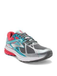 Look at this Smoked Pearl & Paradise Pink Ravenna 7 Running Shoe - Women.  Brooks Ravenna 7 women's guidance running shoes ...