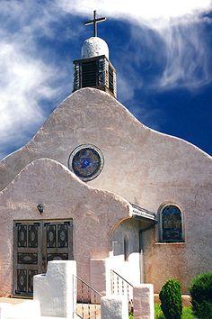 ✯ San-Ysidro Church - New Mexico