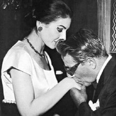 The tempestuous love affair between Maria Callas and Aristotle Onassis