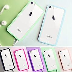 Design Spécial - Coque - pour iPhone 5C ( Noir Blanc Vert Bleu a698b3364563e