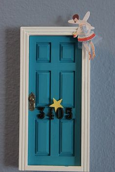 tooth fairy door @Alison Hobbs Malone Shearer
