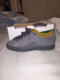 27c74f89662 Puma Suede Classic Tonal Nu School  fashion  clothing  shoes  accessories   mensshoes
