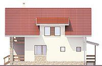 Проект коттеджа из пеноблока 59-77 :: Интернет-магазин Plans.ru :: Готовые проекты коттеджей How To Plan, Outdoor Decor, Projects, House, Home Decor, Log Projects, Blue Prints, Decoration Home, Home